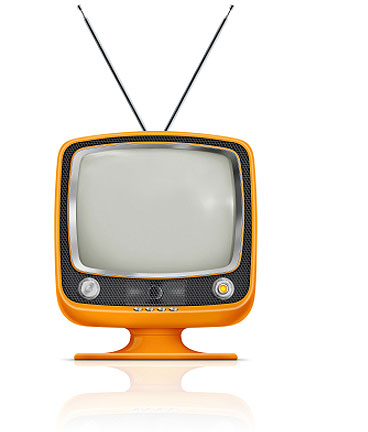 This is just a picture of a television. It doesn´t actually play any thing. For PITY SAKE - WHY ARE YOU WATCHING IT!!