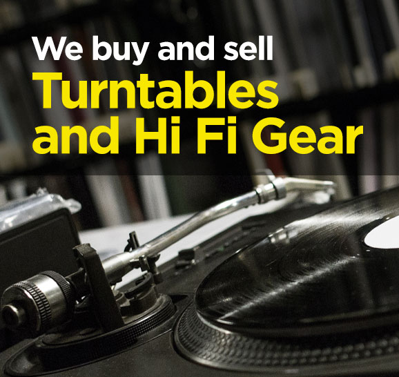 We Buy and Sell Turntables and Hi Fi Gear . SEE US FIRST.